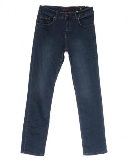 0332 Redmoon джинсы мужские синие весенние стрейчевые (31-38, 6 ед.) Red Moon