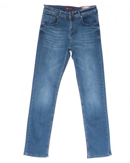 0659 Redmoon джинсы мужские синие весенние стрейчевые (31-38, 6 ед.) Red Moon