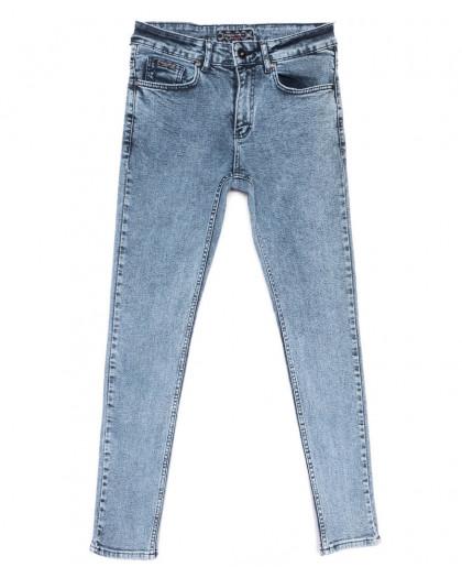 0728 Redmoon джинсы мужские синие весенние стрейчевые (29-36, 7 ед.) REDMOON