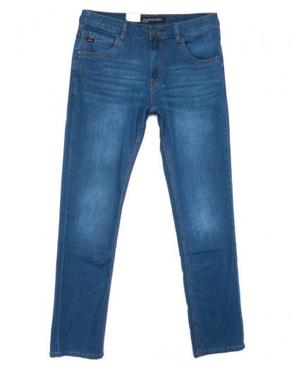 1065 LS джинсы мужские полубатальные синие весенние стрейчевые (32-38, 8 ед.) LS