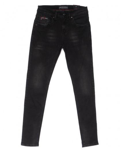5672 Siyah Redman джинсы мужские серые весенние стрейчевые (29-36, 8 ед.) REDMAN