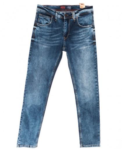 6150 Fashion red джинсы мужские синие весенние стрейчевые (29-36, 8 ед.) Fashion Red