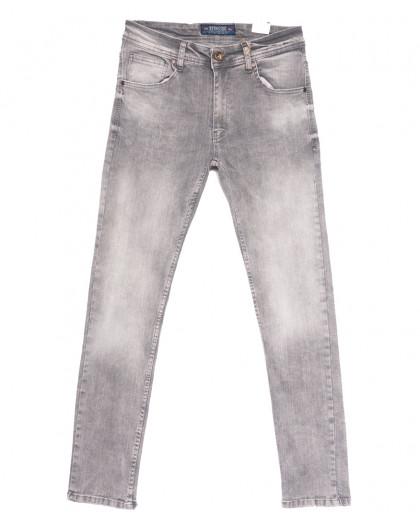6696 Redcode джинсы мужские серые весенние стрейчевые (29-36, 8 ед.) Redcode