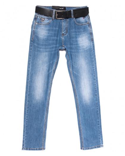 9787 Resalsa джинсы мужские синие весенние стрейчевые (30-38, 7 ед.) Resalsa