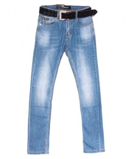 9794 Resalsa джинсы мужские синие весенние стрейчевые (30-38, 7 ед.) Resalsa