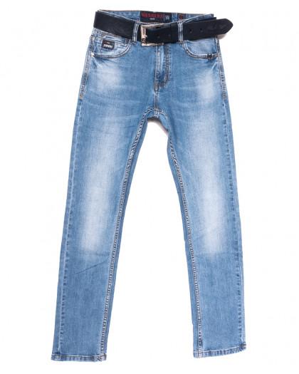 9762 Resalsa джинсы мужские синие весенние стрейчевые (29-36, 7 ед.) Resalsa
