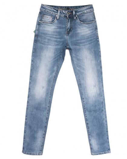 6002 Pagalee джинсы мужские молодежные синие весенние стрейчевые (27-34, 8 ед.) Pagalee