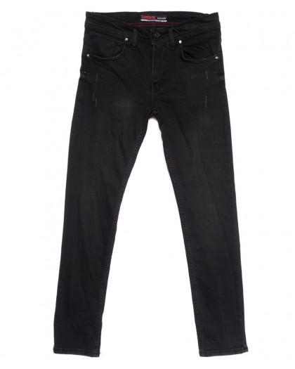 6464 Redcode джинсы мужские стильные серые весенние стрейчевые (29-36, 8 ед.) Redcode