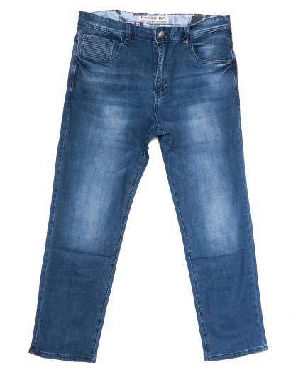 3013 Fangsida джинсы мужские батальные синие весенние стрейчевые (36-48, 8 ед.) Fangsida