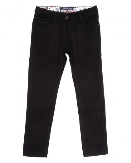 2137 Fangsida джинсы мужские черные весенние стрейчевые (31-38, 8 ед.) Fangsida