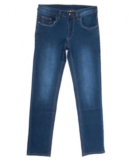55002 Pr.Minos джинсы мужские cиние весенние стрейчевые (29-38, 8 ед.) Pr.Minos