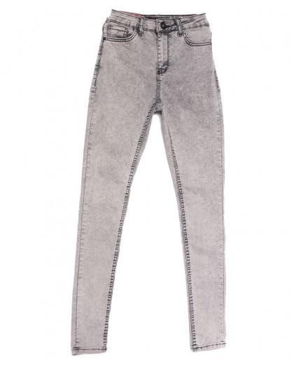 0770 Redmoon джинсы женские серые весенние стрейчевые (25-28, 6 ед.) REDMOON