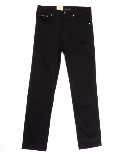 9005-В LS джинсы мужские полубатальные черные весенние стрейчевые (32-40, 8 ед.) LS