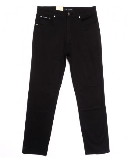 9005-D LS джинсы мужские батальные черные весенние стрейчевые (34-44, 8 ед.) LS