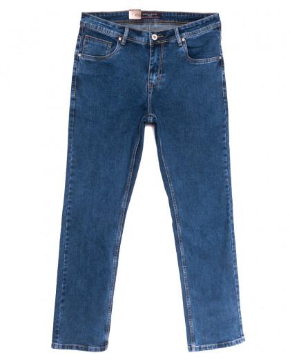 2200 Longli джинсы мужские батальные синие весенние стрейчевые (36-46, 8 ед.) Longli
