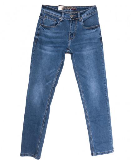 2226 Longli джинсы мужские синие весенние стрейчевые (29-38, 8 ед.) Longli