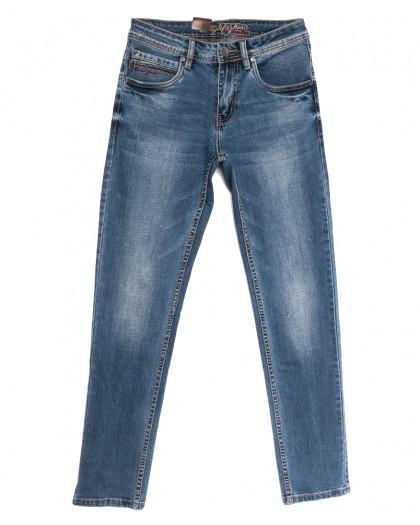 2220 Longli джинсы мужские синие весенние стрейчевые (29-38, 8 ед.) Longli