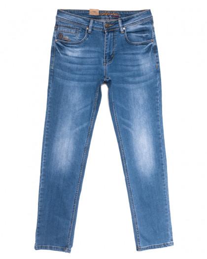 2193 Longli джинсы мужские синие весенние стрейчевые (29-38, 8 ед.) Longli