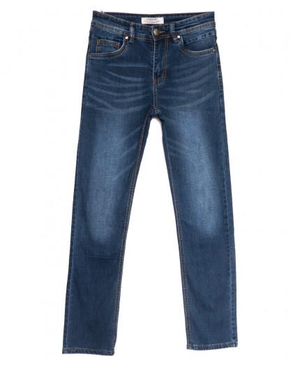 0554-08-В Likgass джинсы мужские синие весенние стрейчевые (29-34, 8 ед.) Likgass