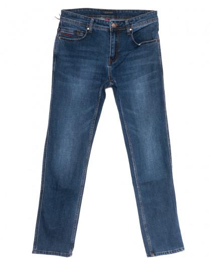 0649-В Likgass джинсы мужские синие весенние стрейчевые (29-38, 8 ед.) Likgass