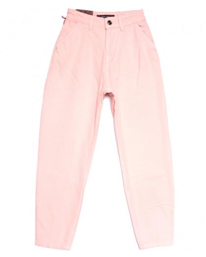 0790 розовые Redmoon джинсы-баллон весенние коттоновые (25-30, 6 ед.) REDMOON
