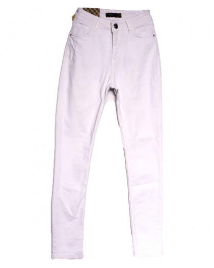 0789 белые Redmoon джинсы женские полубатальные весенние стрейчевые (29-36, 7 ед.) REDMOON