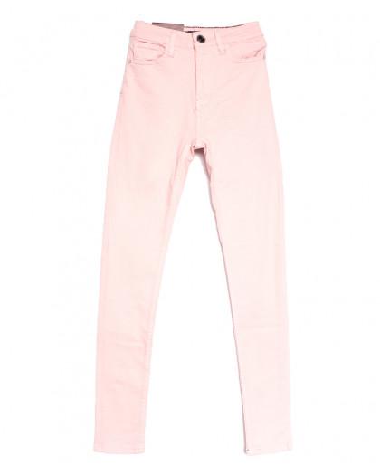 0761 розовые Redmoon джинсы женские весенние стрейчевые (25-30, 6  ед.) REDMOON