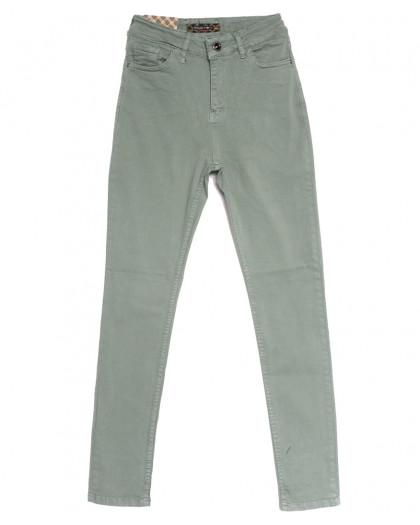 0789 хаки Redmoon джинсы женские полубатальные весенние стрейчевые (29-36, 7 ед.) REDMOON