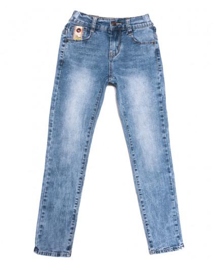 0095 Little Star джинсы на девочку синие весенние стрейчевые (23-28, 6 ед.) Little Star