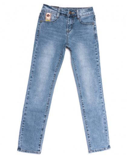0096 Little Star джинсы на девочку синие весенние стрейчевые (23-28, 6 ед.) Little Star