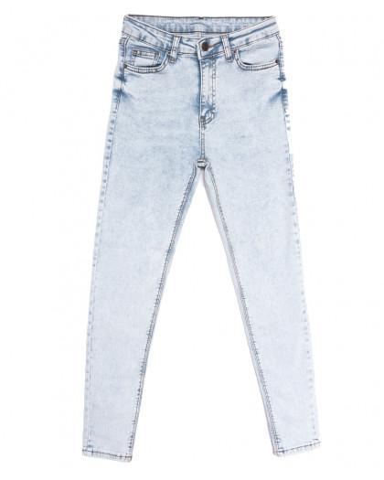 0785 джинсы женские синие весенние стрейчевые (34-42,евро, 6 ед.) Джинсы