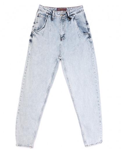 1023 Blue 69 джинсы-баллон синие весенние коттоновые (25-30, 6 ед.) Blue 69