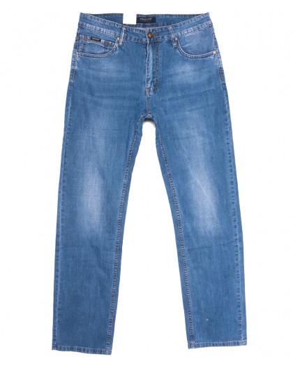 6973 Pagalee джинсы мужские полубатальные синие весенние коттоновые (32-38, 8 ед,) Pagalee