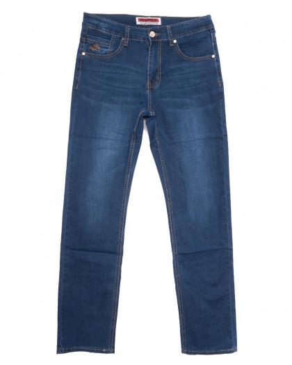 66002 Pr.Minos джинсы мужские синие летние стрейчевые (29-38, 8 ед.) Pr.Minos