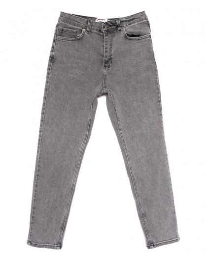 3401 Xray джинсы женские серые весенние стрейчевые (26-31, 6 ед.) XRAY