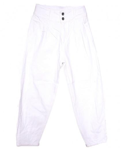 1084 Newourcer джинсы-баллон белые весенние коттоновые (26-31, 6 ед.) Newourcer