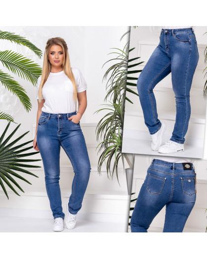 8229 Vanver джинсы женские батальные весенние стрейчевые (31-38, 6 ед.) Vanver
