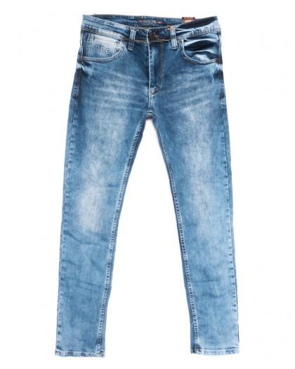 6849 Redcode джинсы мужские синие весенние стрейчевые (29-36, 8 ед.) Redcode