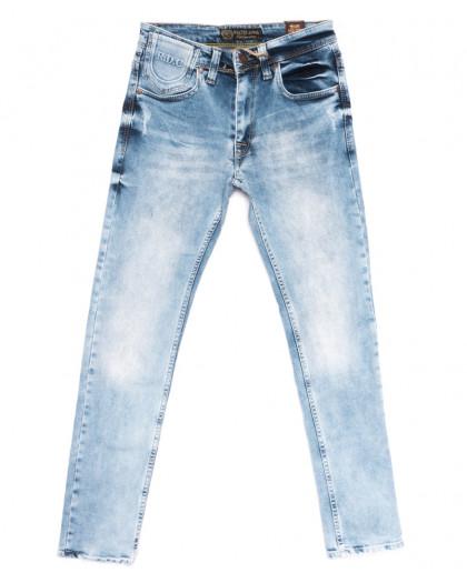 6853 Redcode джинсы мужские синие весенние стрейчевые (29-36, 8 ед.) Redcode
