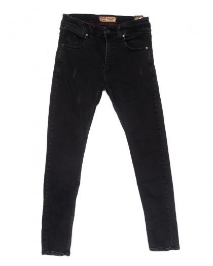 6835 Redcode джинсы мужские с царапками серые весенние стрейчевые (29-36, 8 ед.) Redcode