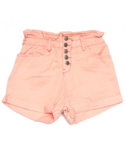 11547 розовые Defile шорты джинсовые женские коттоновые (34-40,евро, 6 ед.) XRAY