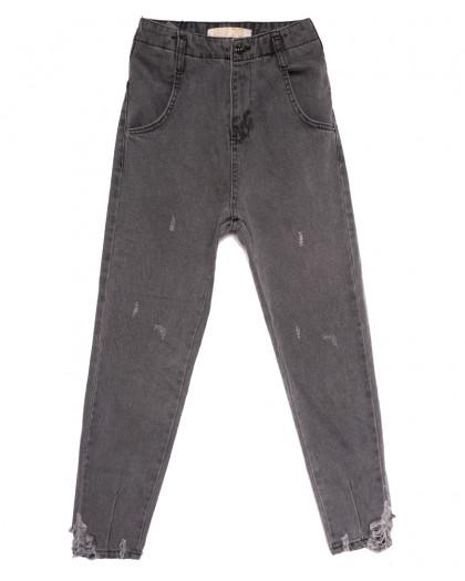 0432-2 Gecce мом с царапками серый весенний коттоновый (26-31, 8 ед.) Gecce