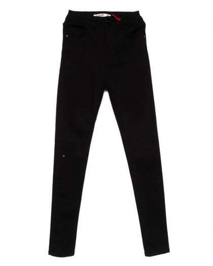 0600 Gecce американка черная весенняя стрейчевая (26-29, 6 ед.) Gecce