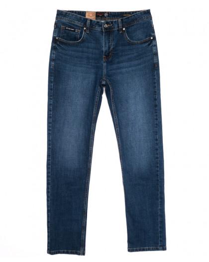 0916-5 R Relucky джинсы мужские синие осенние стрейчевые (29-38, 8 ед.) Relucky