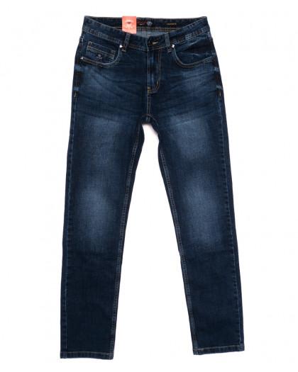 0916-3 R Relucky джинсы мужские синие осенние стрейчевые (29-38, 8 ед.) Relucky