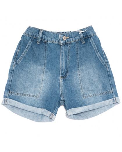 3471 Xray шорты джинсовые женские синие коттоновые (34-42,евро, 5 ед.) XRAY