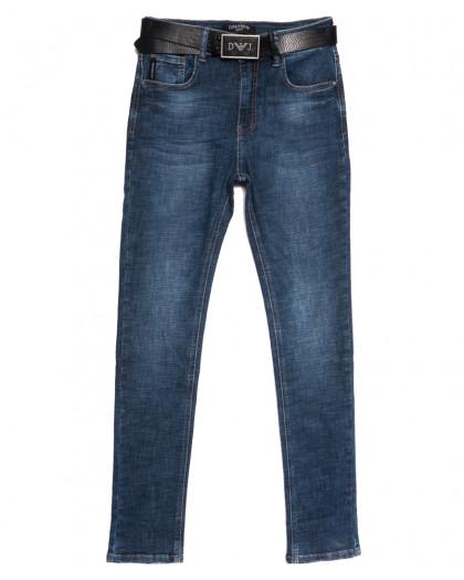 9447 Dimarkis Day джинсы женские полубатальные синие осенние стрейчевые (28-33, 6 ед.) Dimarkis Day