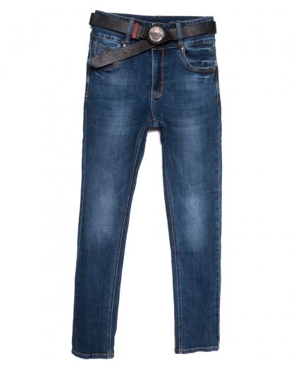 9336 Dimarkis Day джинсы женские батальные синие осенние стрейчевые (30-36, 6 ед.) Dimarkis Day