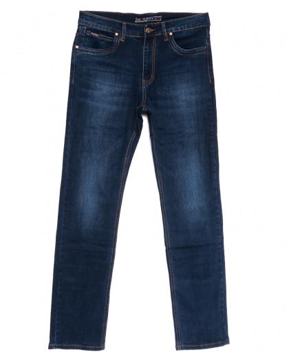 66026 Pr.Minos джинсы мужские синие осенние стрейчевые (29-38, 8 ед.) Pr.Minos