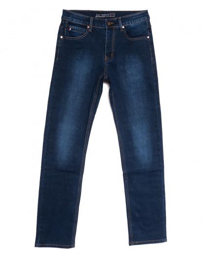 66027 Pr.Minos джинсы мужские синие осенние стрейчевые (29-38, 8 ед.) Pr.Minos